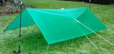 C&mor (Equinox) Silnylon Tarps & Campmor (Equinox) Silnylon Tarps - Backpacking Light
