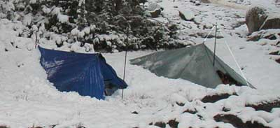 Included are several tarps tarp-tents and hybrid shelters that provide the essence of shelter for the lightweight hiker u2013 overhead protection from the ... & Comparison Review of Tarps and Other Floorless Shelters ...