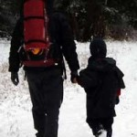 Lightweight Backpacking with Young Children