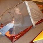 Big Agnes Sarvis Tents Announced (Outdoor Retailer Summer Market 2004)