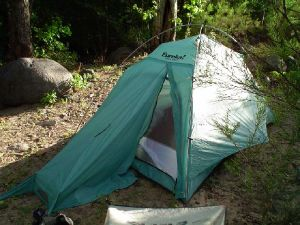 eureka zeus 2 tent - field shot & Eureka Zeus 2EXO Tent REVIEW - Backpacking Light