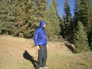Montane Solo Jacket - field shot 2