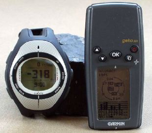 Garmin Geko 301 and 201 GPS - 8