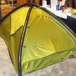 NEMO Hypno AR – Two-person Air Supported Tent First Look (Outdoor Retailer Winter Market 2005)