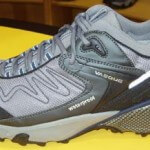 Vasque Spindrift Trail Runners: Thinsulate insulated with Gore-tex First Look (Outdoor Retailer Winter Market 2005)