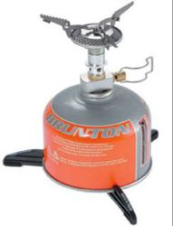 brunton crux canister stove - 1