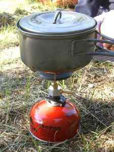 MSR SuperFly Canister Stove - 1