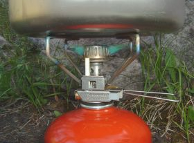 Snowpeak GigaPower Canister Stove - 1