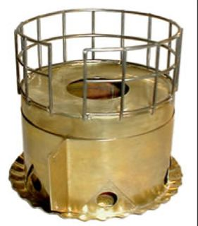 Brasslite Turbo II-D Alcohol Stove - 1