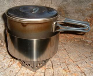 Clikstand S-1 Alcohol Stove - 1