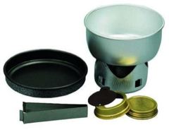 Mini-Trangia and Liberty Mountain Westwind Alcohol Stove - 2