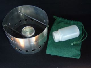 ThermoJet MicroLite Alcohol Stove - 1