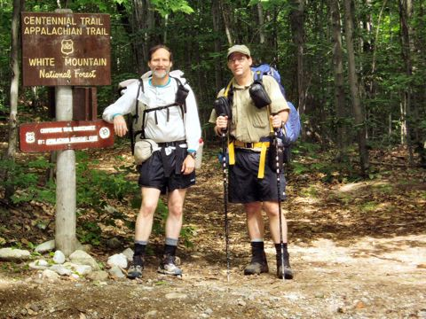Almost There: Appalachian Trail Section Hike Trip Report - 1