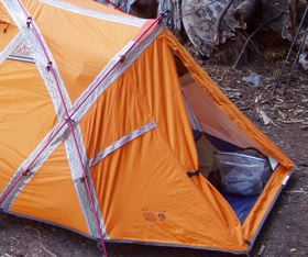 Mountain Hardwear EV2 Single Wall Mountaineering Tent - 3