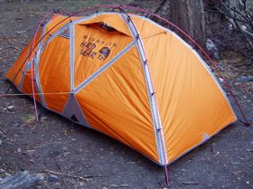 Mountain Hardwear EV2 Single Wall Mountaineering Tent - 4