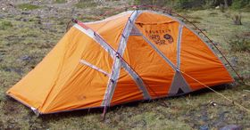 Mountain Hardwear EV2 Single Wall Mountaineering Tent - 5