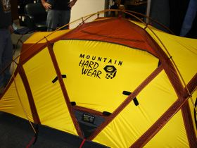 Mountain Hardwear EV2 Single Wall Mountaineering Tent - 6