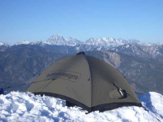 Outdoor Designs Summit Extreme Mountaineering Tent - 1 & Outdoor Designs Summit Extreme Tent REVIEW - Backpacking Light