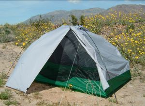 Big Sky Products (SummitShelters) Revolution 2P UL Tent REVIEW - 1