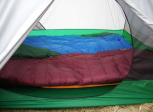 Big Sky Products (SummitShelters) Revolution 2P UL Tent REVIEW - 3