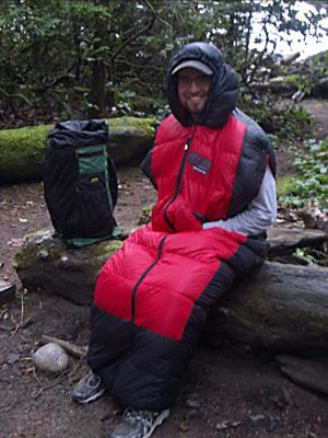 Exped Wallcreeper Sleeping Bag REVIEW - 1