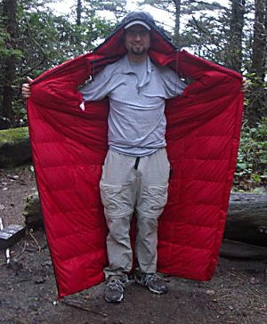 Exped Wallcreeper Sleeping Bag REVIEW - 3