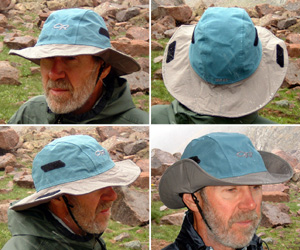 Outdoor Research Seattle Sombrero Rain Hat REVIEW - 1