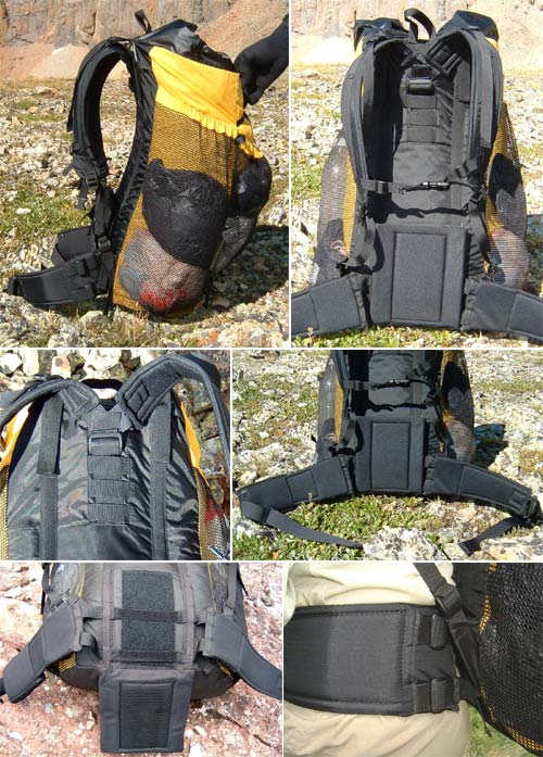 Six Moon Designs Comet Backpack REVIEW - 2
