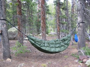 hammocks under blanket snugpak within insulation bushcraft hammock