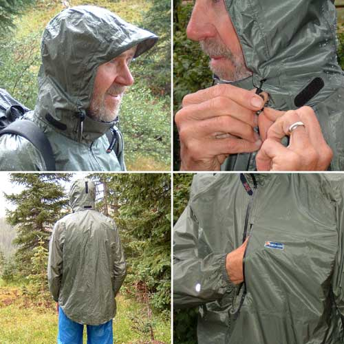 Montane 180 Rain Shirt REVIEW - 1