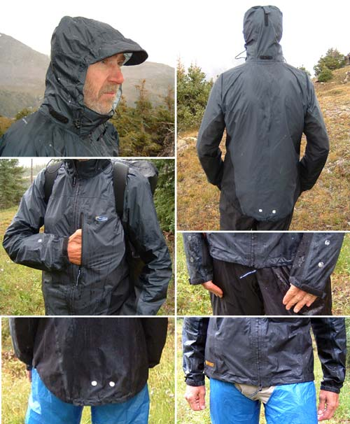 Montane Air Jacket REVIEW - 1