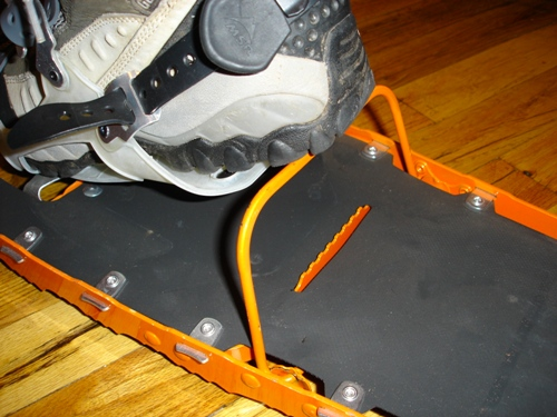 MSR Lightning Ascent Snowshoe REVIEW - 2