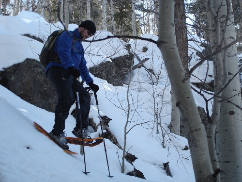 MSR Lightning Ascent Snowshoe REVIEW - 3