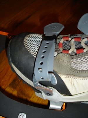 MSR Lightning Ascent Snowshoe REVIEW - 5