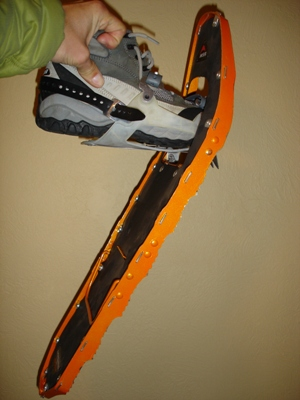 MSR Lightning Ascent Snowshoe REVIEW - 6