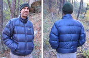 GoLite Cumulus Down Jacket REVIEW