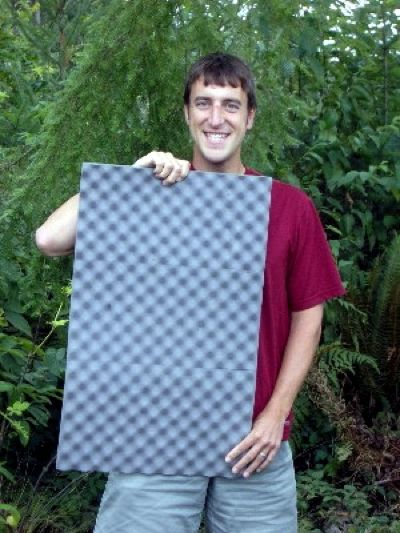 Gossamer Gear NightLight Sleeping Pad (Torso Length) REVIEW - 2