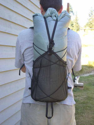 Mountain Laurel Designs Prophet 25 Backpack REVIEW - 2