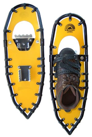 Northern Lites Elite Snowshoe REVIEW - 1