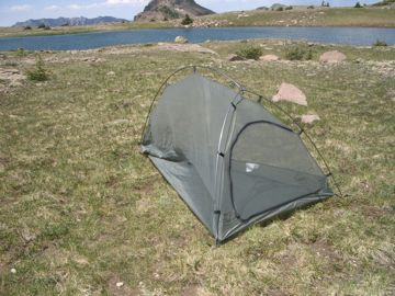 Big Agnes Seedhouse SL1 Tent REVIEW - 2