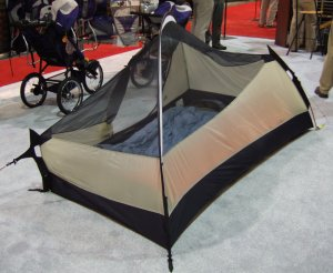 Kelty Sawtooth Tent & Kelty Sawtooth Tent (Outdoor Retailer Winter Market 2006 ...