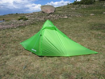 Montbell Diamond Tent REVIEW - 1