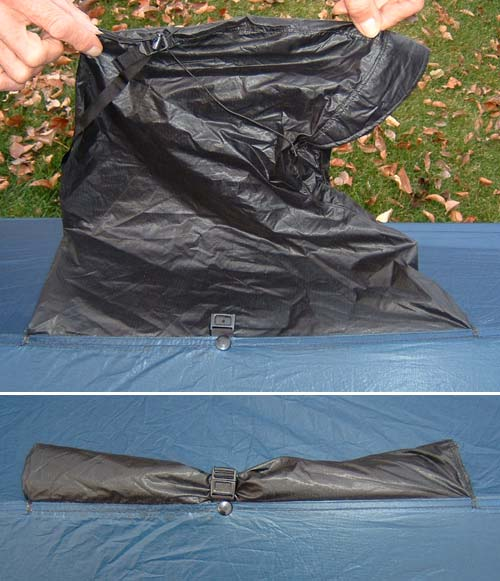 Mountain Laurel Designs Silnylon Pro Poncho Tarp REVIEW  - 1