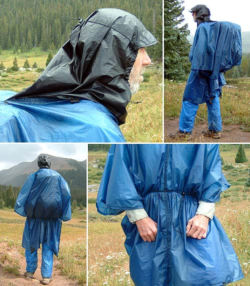 Mountain Laurel Designs Silnylon Pro Poncho Tarp REVIEW  - 4