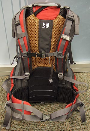 The North Face Skareb Pack Back