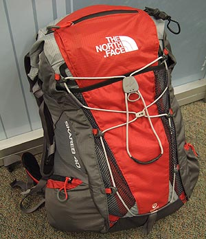 north face backpack 55