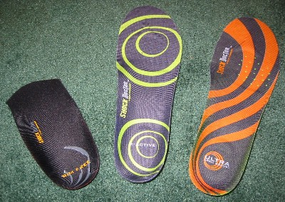 Shock Doctor Trim-Free Insoles-2