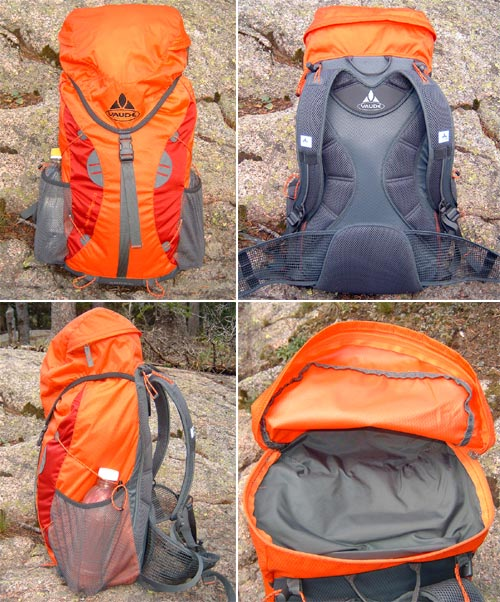 Vaude Cross Ultralight 35 Backpack REVIEW - Backpacking Light