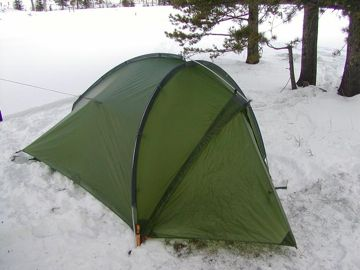 Vaude Taurus Tent REVIEW - 1