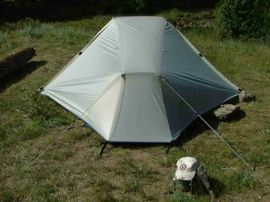 EMS StarLight II Tent REVIEW - 4